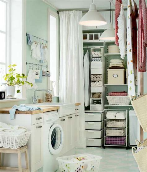 laundry room storage ideas simple ikea organized laundry storage 2012 interior
