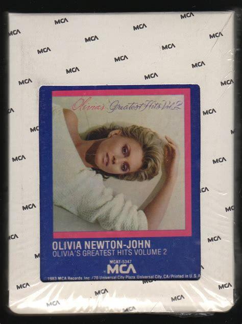 Newton Greatest Hits Vol 1 newton s greatest hits volume 2 1982 mca a19b 8 track