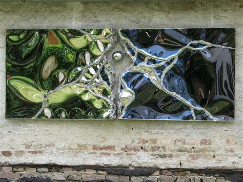 20 collection of outdoor wall sculpture wall ideas