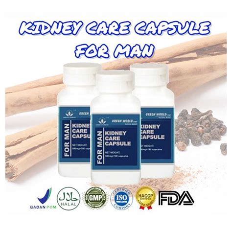 Kidney Care Capsule For kidney care capsule solusi ginjal sehat sakit