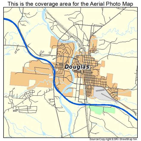 map of douglas aerial photography map of douglas wy wyoming