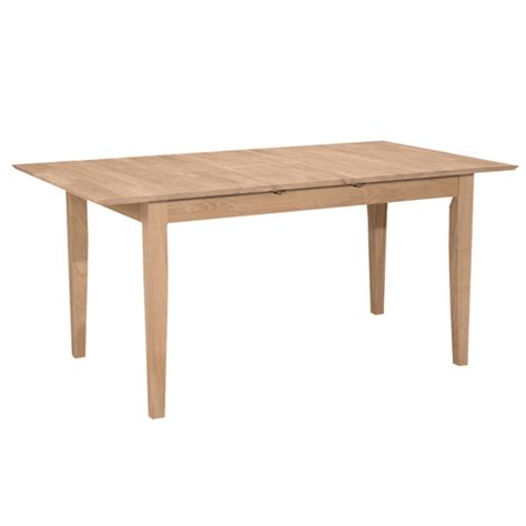 32 Dining Table 32 X 48 Extension Table Generations Home Furnishings