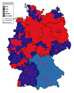 German Election Map by File Germany Election Districts 2005 Svg Wikipedia