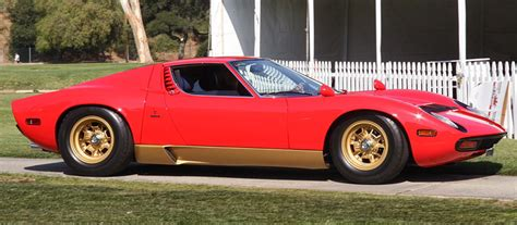 1971 Lamborghini Miura SV   Car Photos Catalog 2017