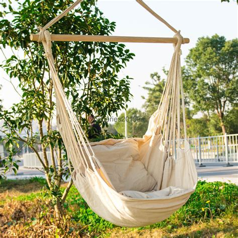 hammock swing patio swings and hammocks cotton hammock hanging sleeping