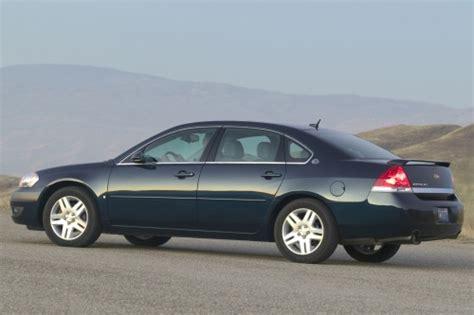 2007 chevy impala ss horsepower 2007 chevrolet impala capacity specs view