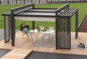Modern Outdoor Pergolas by Laria Modern Italian Wooden Pergola Pools Amp Outdoor