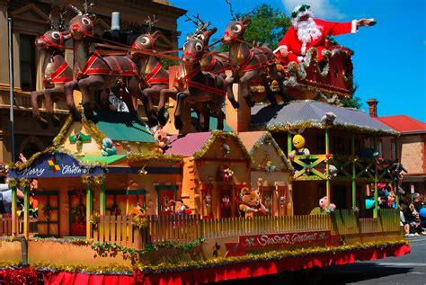 australian christmas top christmas festivals in australia 2015 part 2