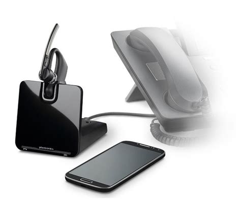 Desk Phone Bluetooth Headset by Plantronics Voyager Legend Cs Bluetooth Wireless Headset