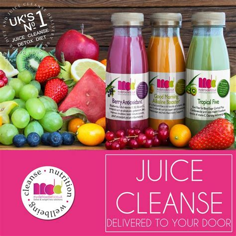 Juice Detox Delivered To Your Door by Weight Loss Juices Delivered Uk Berry