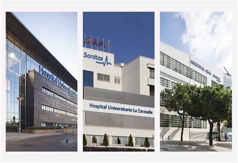 cuadro medico de sanitas en madrid hospitales de sanitas entre los 15 mejores de la sanidad