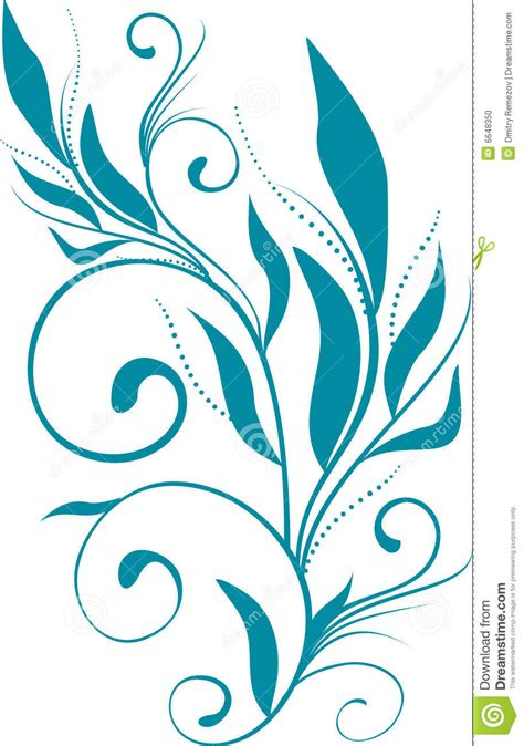 decorative design element stock photo image 6648350