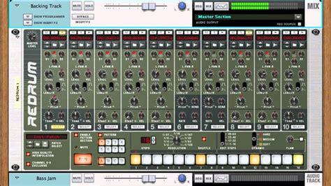 drum machine tutorial youtube drum machine 101 with redrum micro tutorial youtube