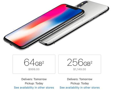 Mac Available In The Uk by Apple Now Offering Next Day Iphone X Delivery In United