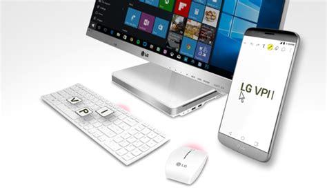 Keyboard Komputer Lg lg전자 pc 마우스로 스마트폰 제어하는 앱 출시 헤럴드경제 미주판 heraldk