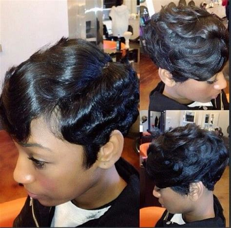 short soft waves hair cut and style from the cut life short hair i love