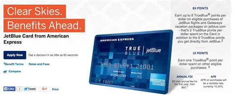 American Express Credit Card how to apply for the jetblue american express credit credit