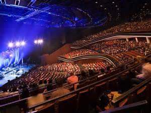New creation church e per spettacoli organizzati dalla stessa chiesa