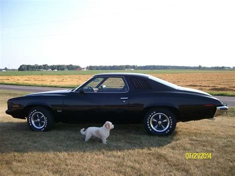 Pontiac Grand Am For Sale by 1973 Pontiac Grand Am Black 2 Door Hardtop