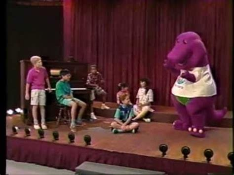 barney and the backyard gang episodes barney the backyard gang rock with barney episode 8