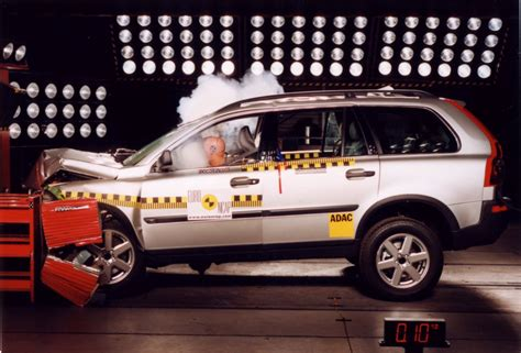 electronic stability control 2003 volvo xc90 navigation system volvo xc90 2003 jul 2015 crash test results ancap
