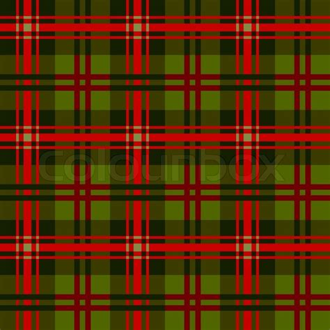 tartan pattern plaid patterns tartan stock vector colourbox