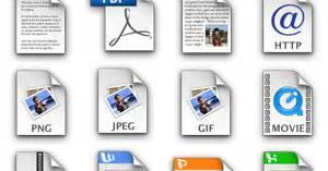 ekstensi file format html adalah berbagai macam atau jenis format ekstensi file dan