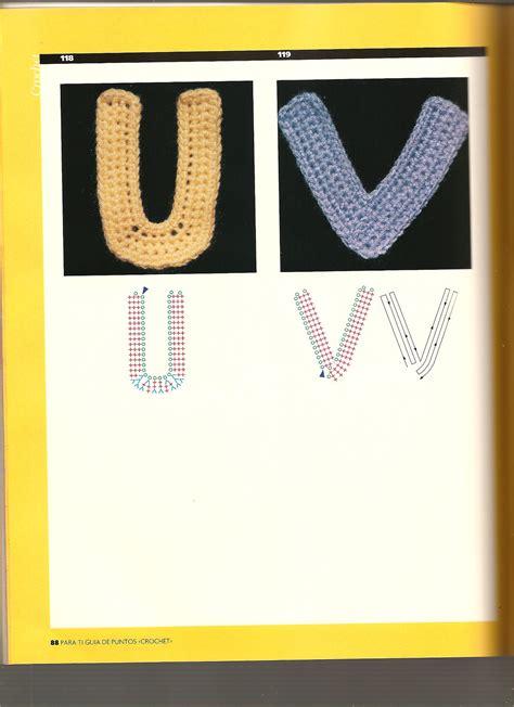 lettere uncinetto lettere alfabeto uncinetto 11 magiedifilo it punto