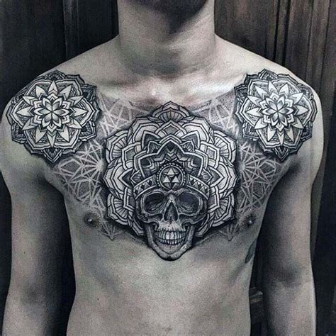 nice chest tattoos for men 17 best ideas about chest tattoos for on