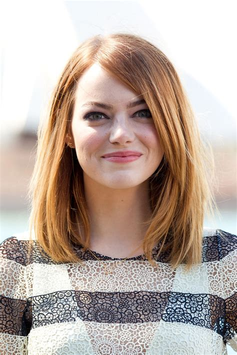 emma stone hairstyle 37 emma stone hairstyles to inspire your next makeover