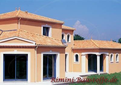 Farbe F R Dachziegel 1903 by Fassadengestaltung Beispiele Mediterran Haus Deko Ideen