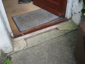 Threshold Front Door Repair Replace Front Door Threshold Carpentry Joinery In Cardiff South Glamorgan