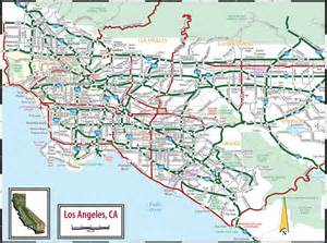 29 cool map of southern california freeways afputra