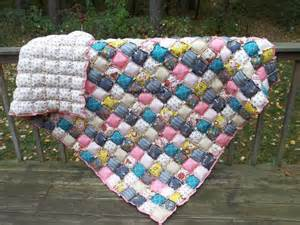 size rag puff biscuit quilt custom order many