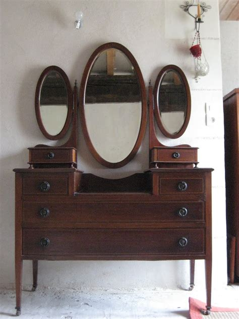 haven home vanity desk with mirror antique dressing table with mirror for life style by