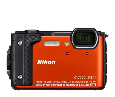 waterproof shockproof compact cameras nikon