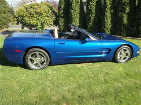 how to sell used cars 2002 chevrolet corvette electronic throttle control 2002 chevrolet corvette for sale by owner in oak harbor wa 98277