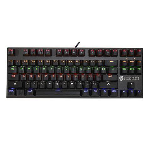 Keyboard Rexus K1 Led Keyboard rexus legionare mx5 tkl rexus 174 official site