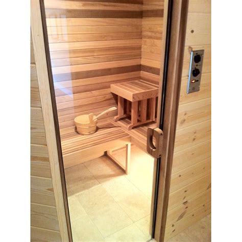 Glass Sauna Doors All Glass Sauna And Steam Door