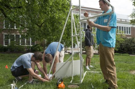 design engineer inventions ud engineering undergraduates showcase new inventions at