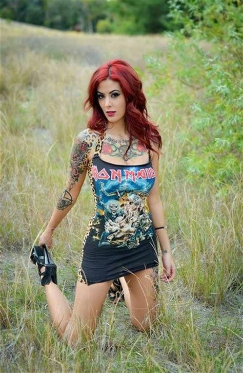 girls with tattoos alyssa mulisha