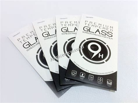 Tempered Glass Smartphone Vivo Y15 Anti Gores Kaca Screen Protec T19 5 tempered glass universal 4 5 inci jogjacomcell co id