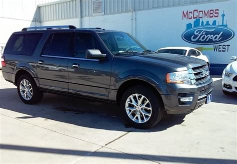 ford expedition 2017 ford expedition 2017 lujo comodidad y poder lista de