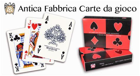 giochi carte da tavolo muoiocartedagioco antica fabbrica carte da gioco e