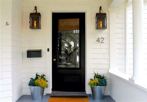 Black Front Door Paint Never Paint Your Exterior Black My Soulful Home