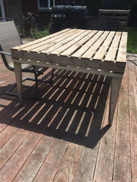 Pallet Patio Table Pallet Patio Coffee Table Pallet Furniture
