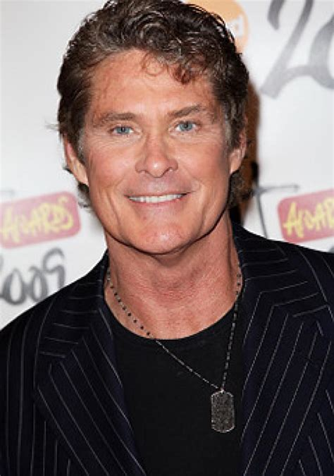 David Hasselhoff Hospitalized To Detox by What Happened To The Hoff Ny Daily News