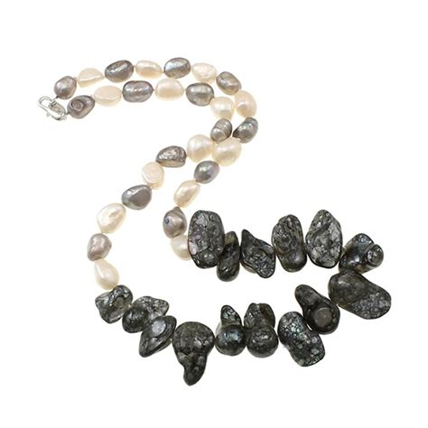 freshwater pearls for jewelry keishi pearls necklace
