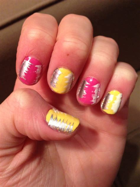 easy nail art pinterest awesome easy nail art nails pinterest