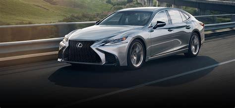 2018 lexus ls400 2018 lexus ls luxury sedan luxury sedan